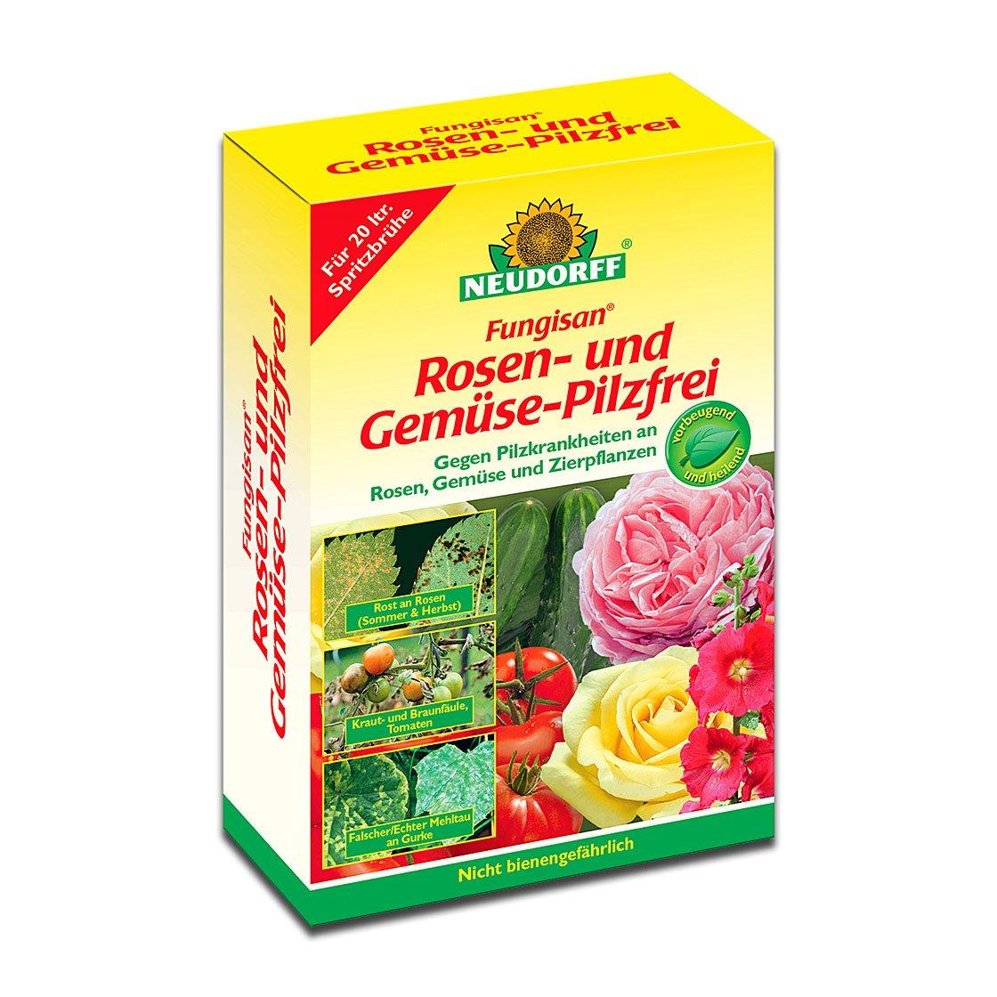 neudorff fungisan rosen und gem se pilzfrei gegen pilzkrankheiten fungizid rostkrankheiten. Black Bedroom Furniture Sets. Home Design Ideas