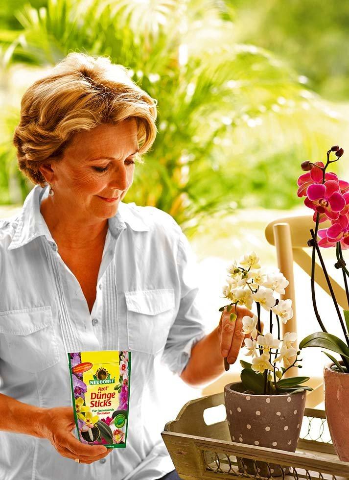 neudorff azet d ngesticks f r orchideen orchideen. Black Bedroom Furniture Sets. Home Design Ideas