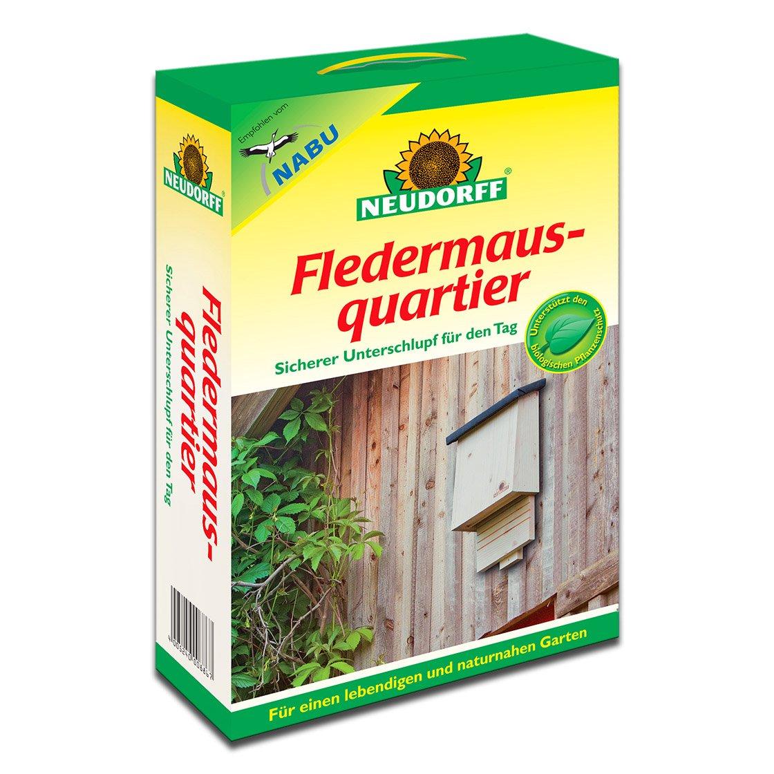 Neudorff Fledermausquartier Fledermaushaus