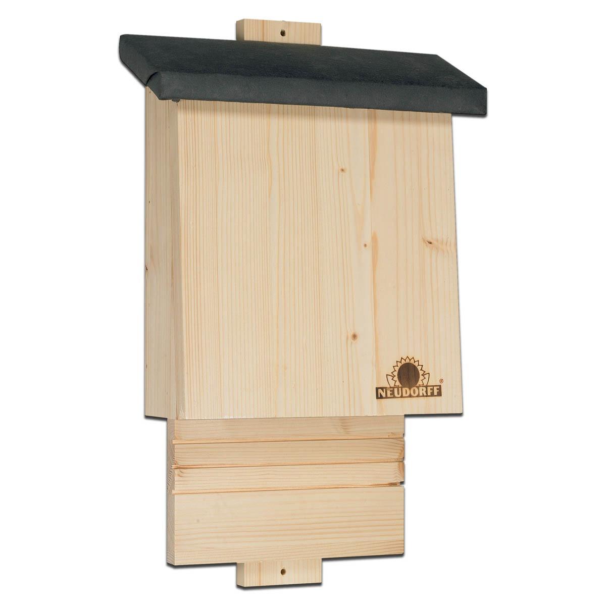 neudorff fledermausquartier fledermaushaus fledermausschutz flederm use sch tzen zuhause. Black Bedroom Furniture Sets. Home Design Ideas