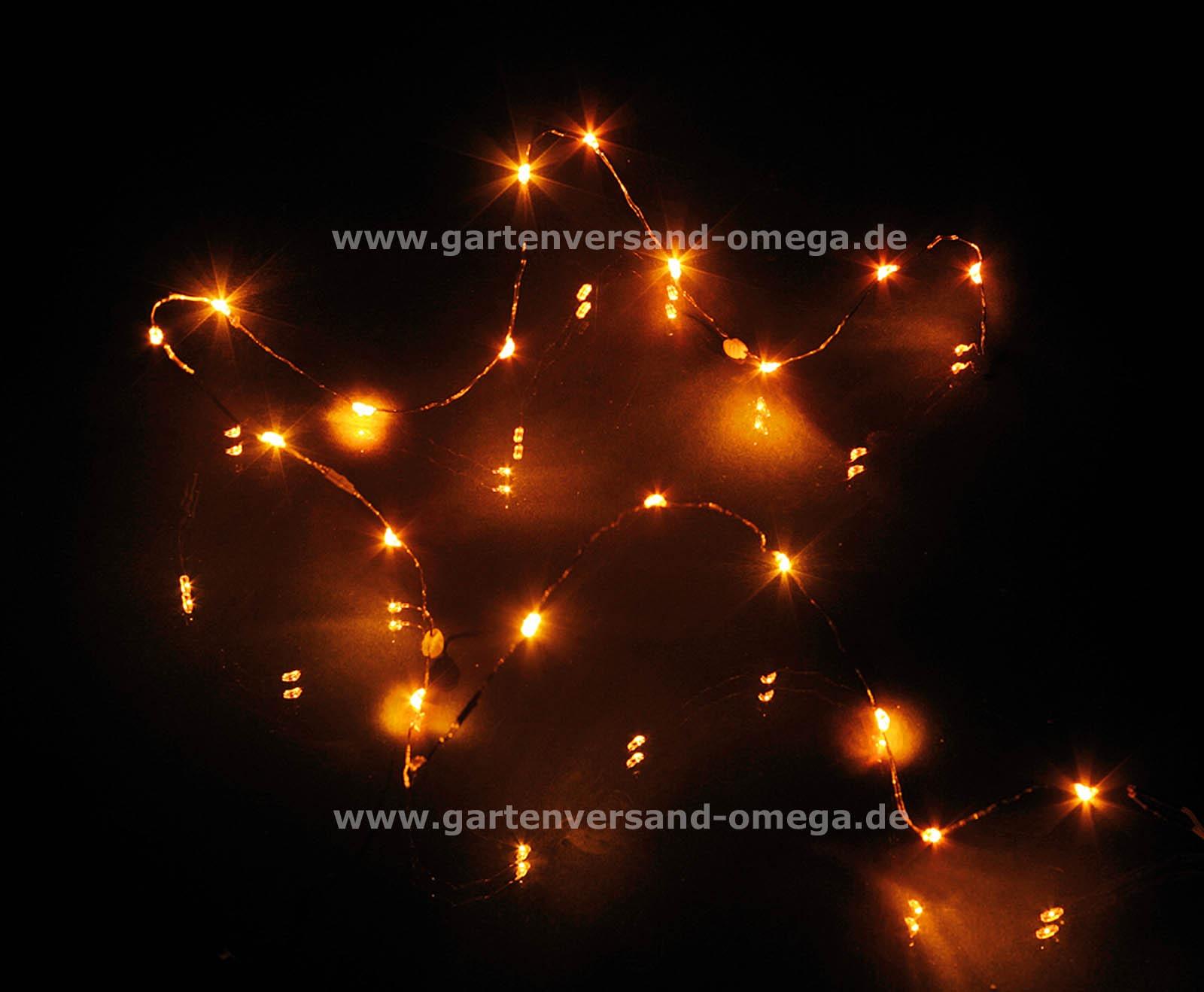 batteriebetriebene led lichterkette mit drahtkabel farbige lichterkette bunte lichterkette. Black Bedroom Furniture Sets. Home Design Ideas