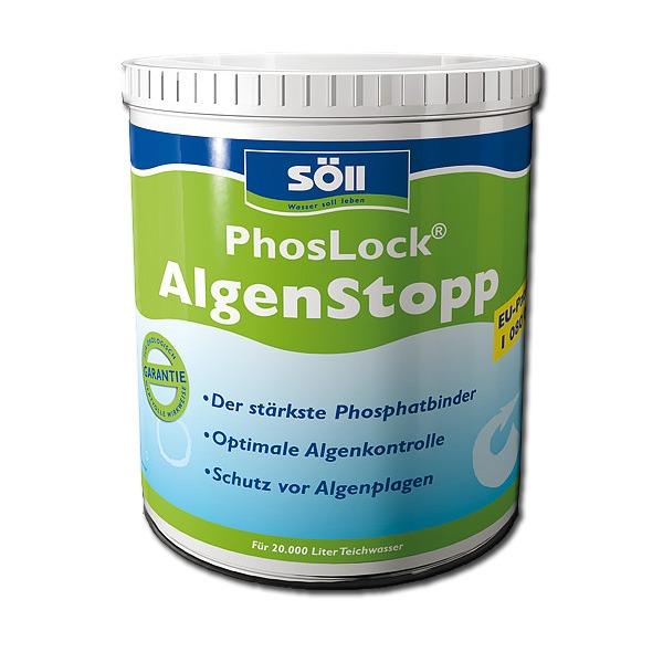 s ll phoslock algenstopp algizid algenvernichtungsmittel algenbek mpfung mittel gegen algen. Black Bedroom Furniture Sets. Home Design Ideas