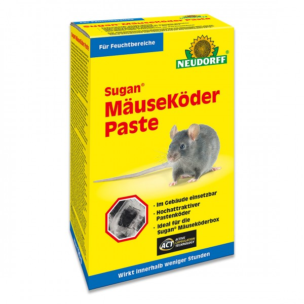 Neudorff Sugan MäuseKöder Paste 120g