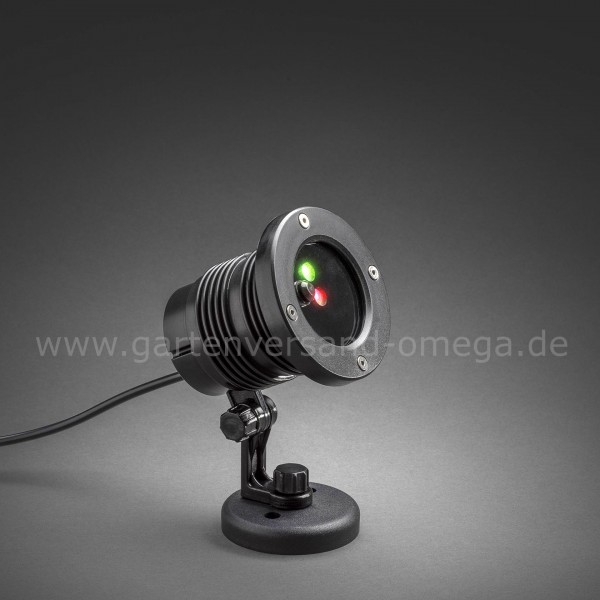 Effektbeleuchtung LED-Laser