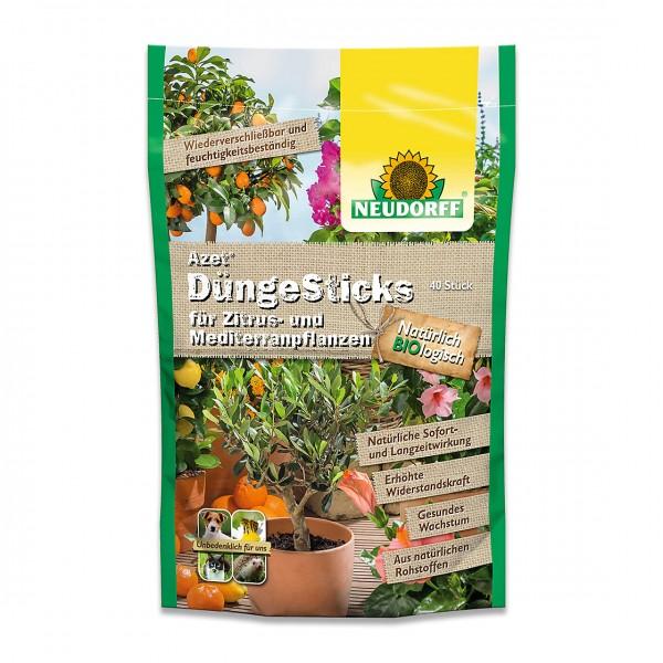Neudorff Azet DüngeSticks für Zitrus- und Mediterranpflanzen