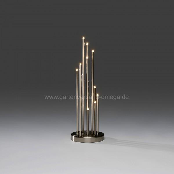 LED-Metallleuchter Tower
