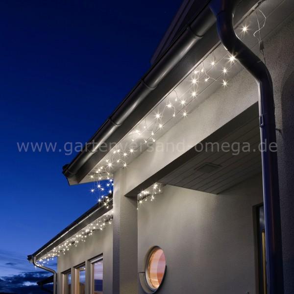 LED-Dachrinnenlichterkette