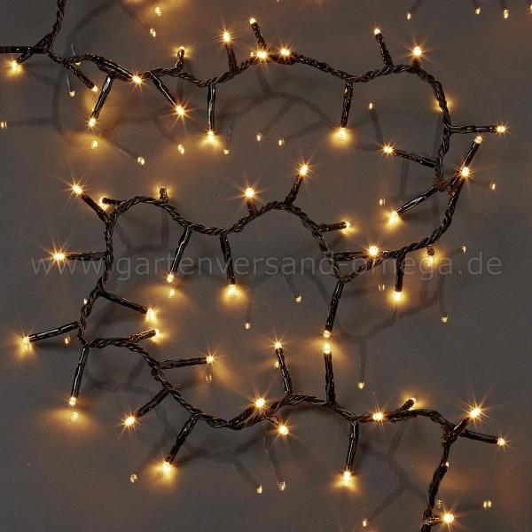 LED App-Clusterlichterkette - Warm-Weiß