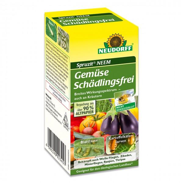 Neudorff Spruzit NEEM GemüseSchädlingsfrei 30ml - gegen Schädlinge an Gemüse, Kräutern und Zierpflanzen