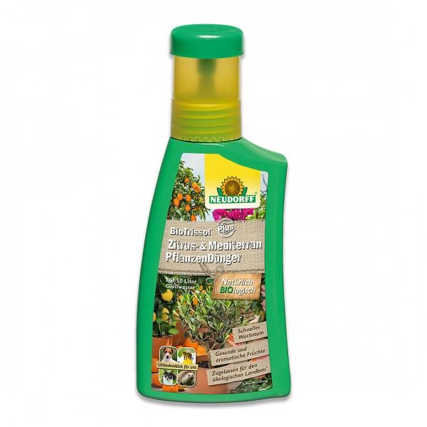 Neudorff BioTrissol Plus Zitrus- und MediterranpflanzenDünger