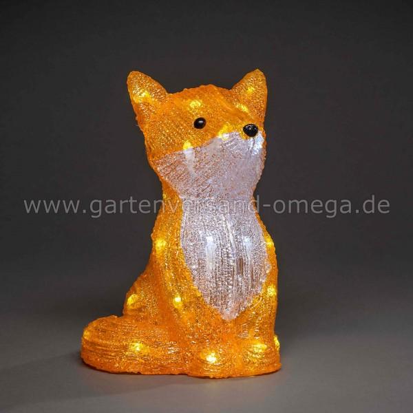 LED-Acrylfigur Fuchs