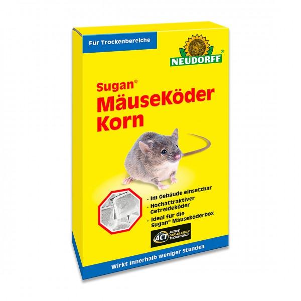 Neudorff Sugan MäuseKöder Korn 120g