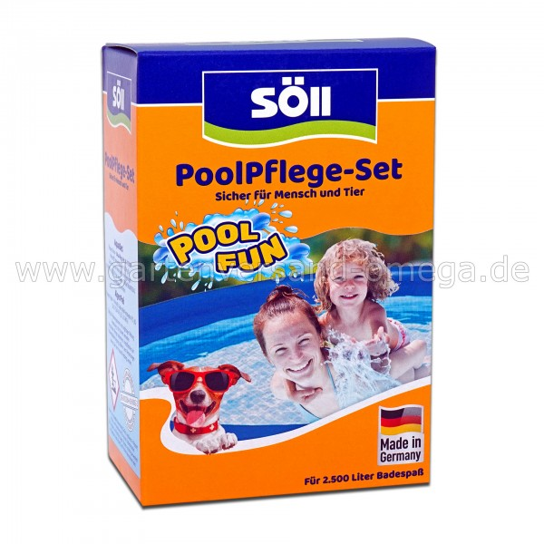 Söll Pool Pflege-Set
