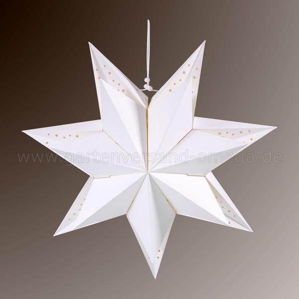 Papier-Stern Doppellagig - 40cm Durchmesser