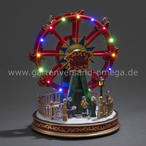 LED Szenerie Riesenrad