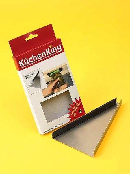 GoldiFlora Drehdeckelöffner KüchenKing