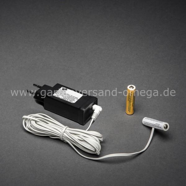 Netzadapter für Batterieartikel 2x Typ AAA Micro