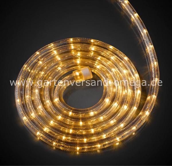 LED-Lichtschlauch Warm-Weiß