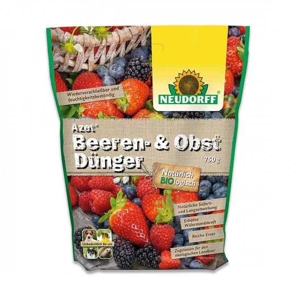 Neudorff Azet Beeren- und ObstDünger