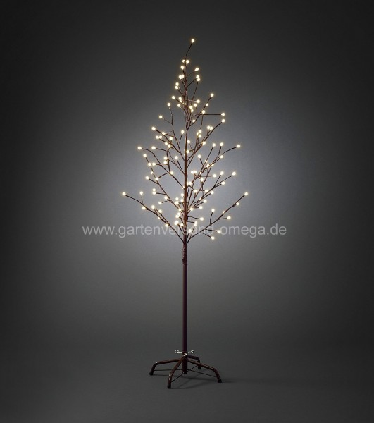 LED Lichterbaum Braun Groß