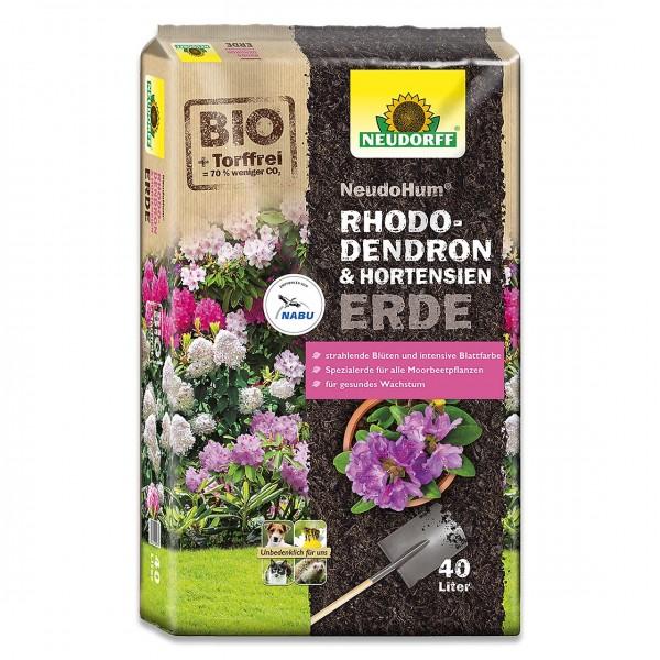 Neudorff NeudoHum Rhododendron- und HortensienErde