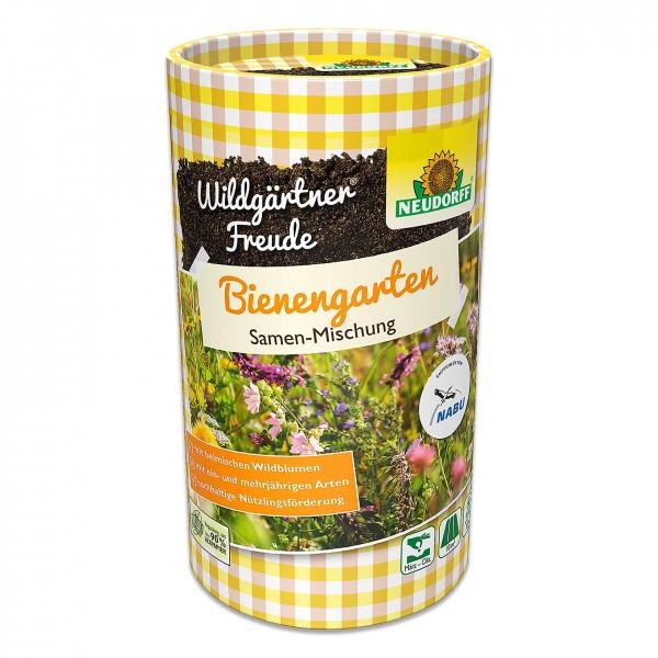 Neudorff WildgärtnerFreude Bienengarten - Samen-Mischung mit Wildblumen für Bienen und Hummeln