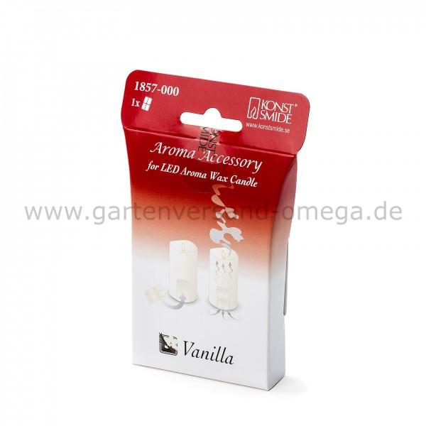 Duftpad Vanille für LED-Duftkerze