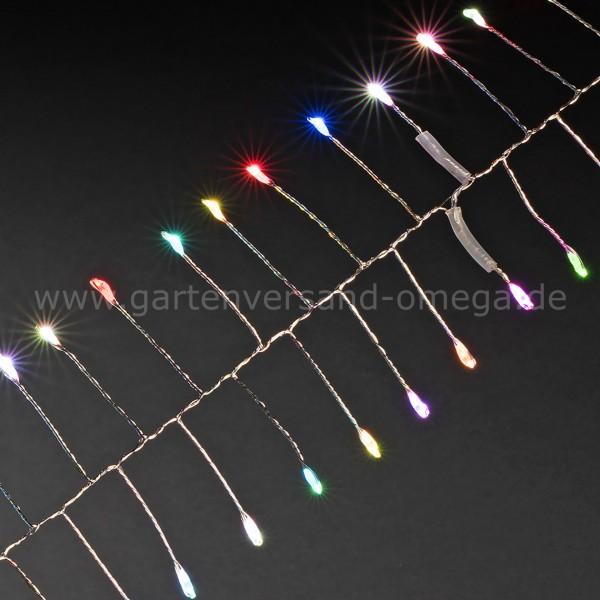 Micro LED-Lichterkette Firecracker RGB-Farbwechsel
