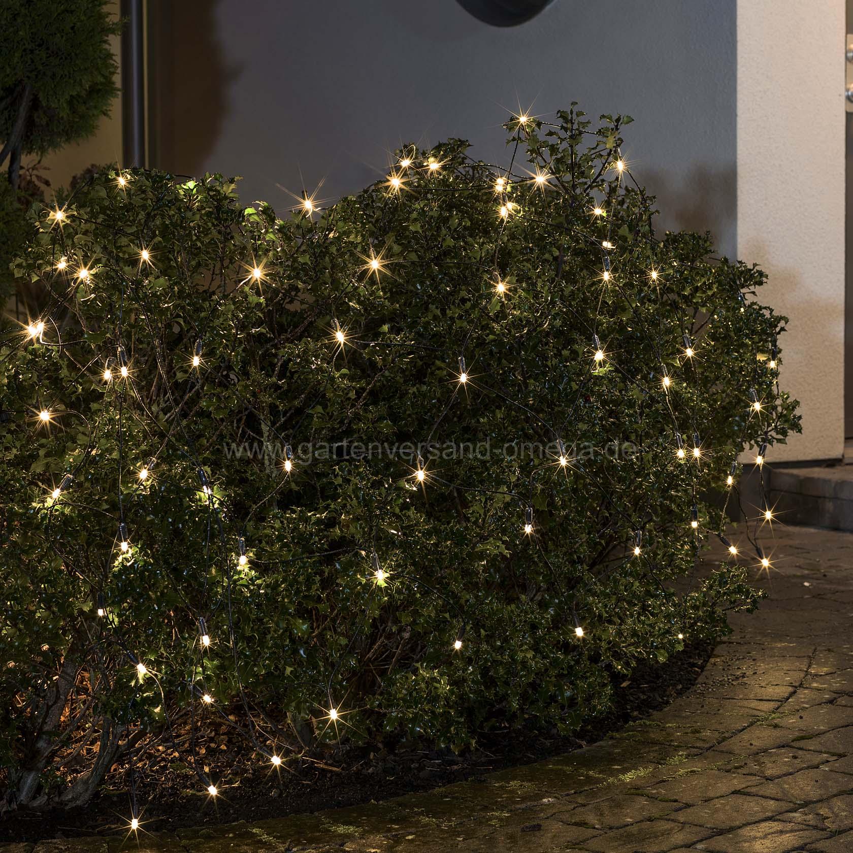 verl ngerbares led lichternetz basis set erweiterbare weihnachtsbeleuchtung profi lichternetz. Black Bedroom Furniture Sets. Home Design Ideas