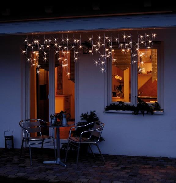 LED Eislichtvorhang