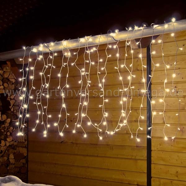 LED-System Profi Lichtervorhang - Leuchtvorhang Weihnachten