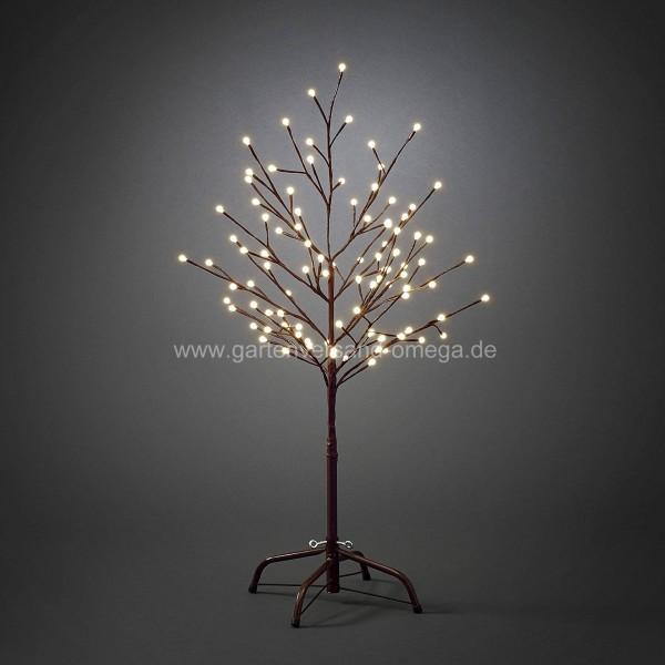 LED Lichterbaum Braun
