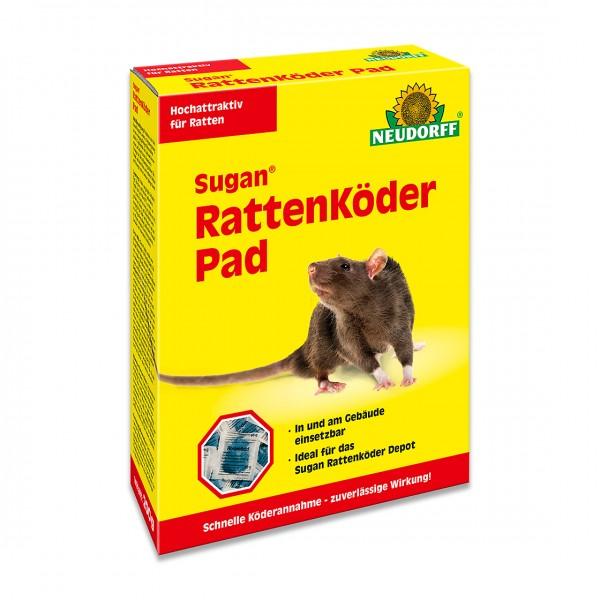 Neudorff Sugan RattenKöder Pad 200g