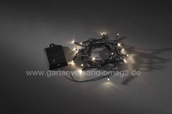 Weihnachtsbeleuchtung Für Balkongeländer.Batteriebetriebene Lichterkette Für Außen