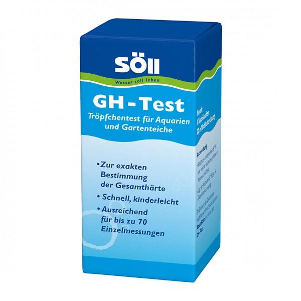 Söll Gesamthärte (GH)-Test für AQUA-CHECK