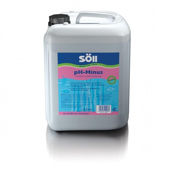 Söll pH-Minus 5 Liter