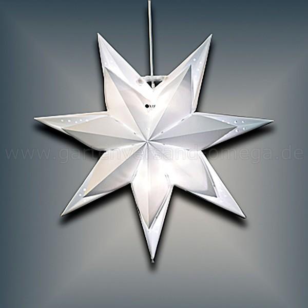 LED Outdoor-Stern Doppellagig 40cm - Leuchtsterne für draußen