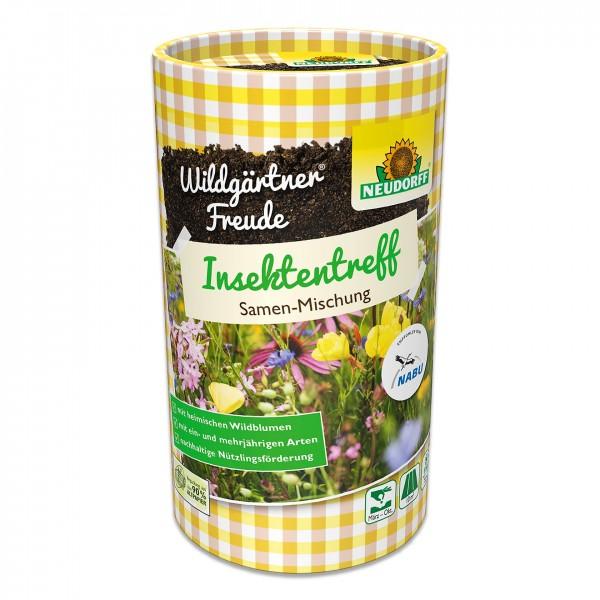 Neudorff WildgärtnerFreude InsektenTreff - Samenmischung mit Wildblumen