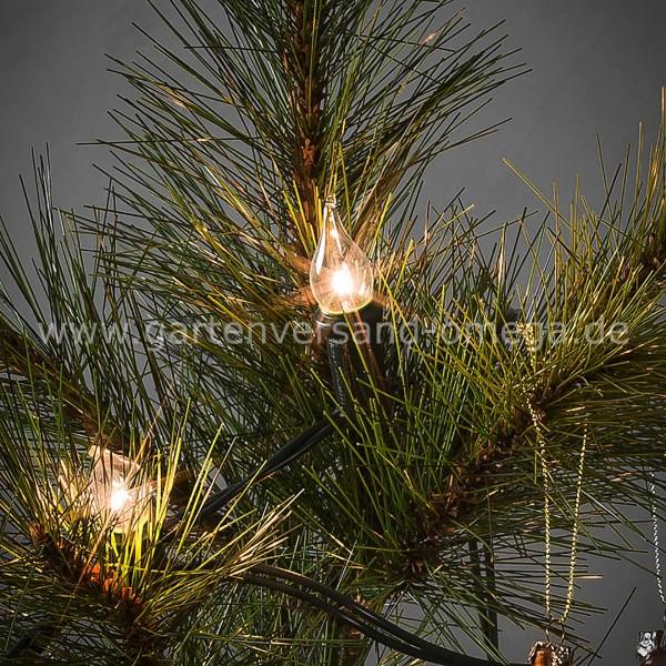 Baumkette mit gedrehter Spitze