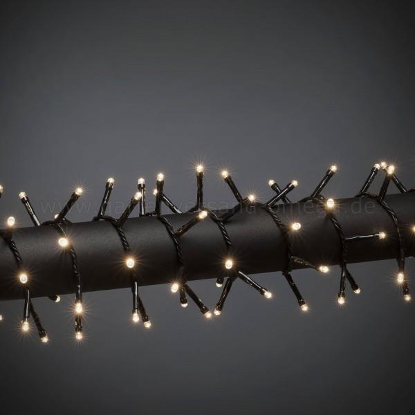 Micro-LED Compactlights-Lichterkette Warm-Weiß