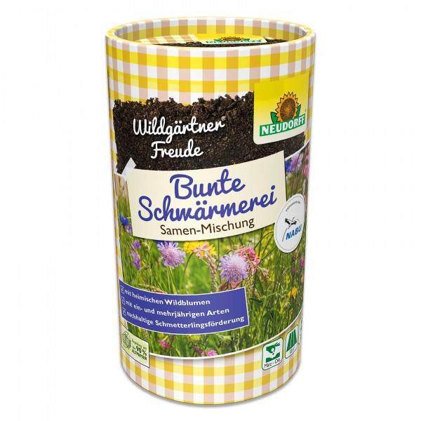 Neudorff WildgärtnerFreude Bunte Schwärmerei - Blumen für Schmetterlinge