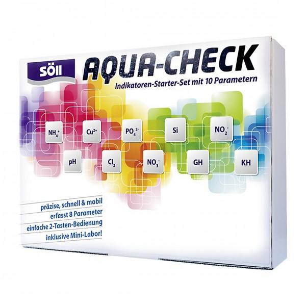 Söll Indikatoren-Starterset für AQUA-CHECK