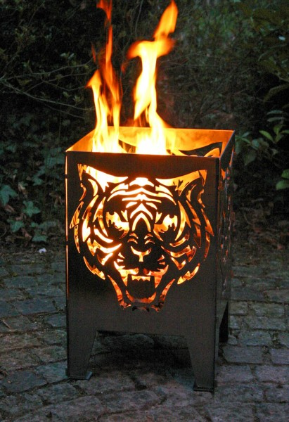 Feuerkorb Tiger