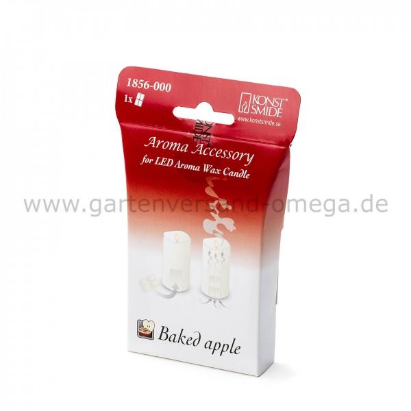 Duftpad Bratapfel für LED-Duftkerze