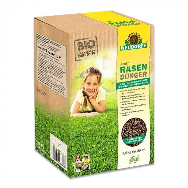 Neudorff Azet RasenDünger 2,5kg - Rasen pflegen