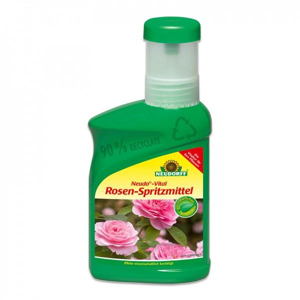 Neudorff Neudo-Vital Rosen-Spritzmittel - Pilzkrankheiten an Rosen vorbeugen