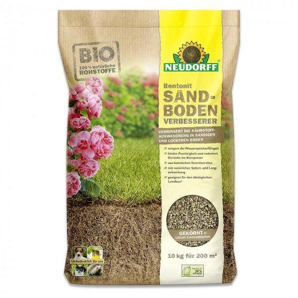 Neudorff Bentonit SandbodenVerbesserer 10kg - Tonmineralmehl