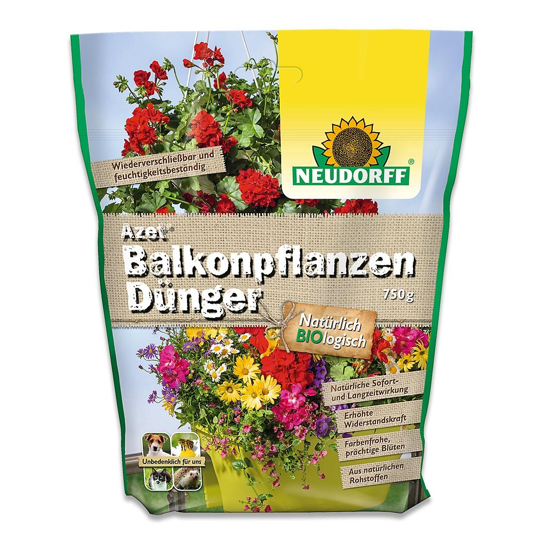 Neudorff Azet BalkonpflanzenDünger Topfpflanzendünger