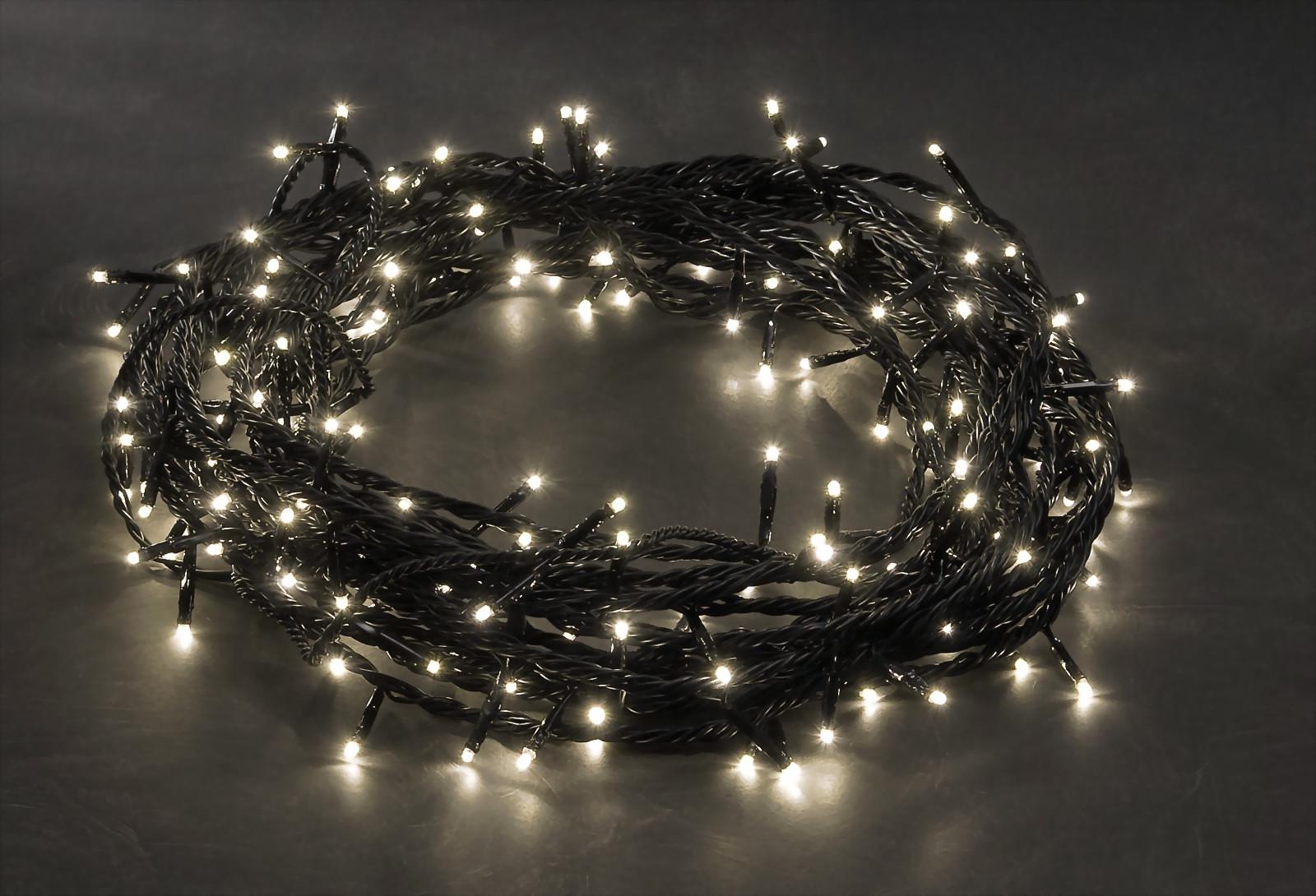 mikro led au enlichterkette led gartenlichterkette au enbeleuchtung au endekoration. Black Bedroom Furniture Sets. Home Design Ideas