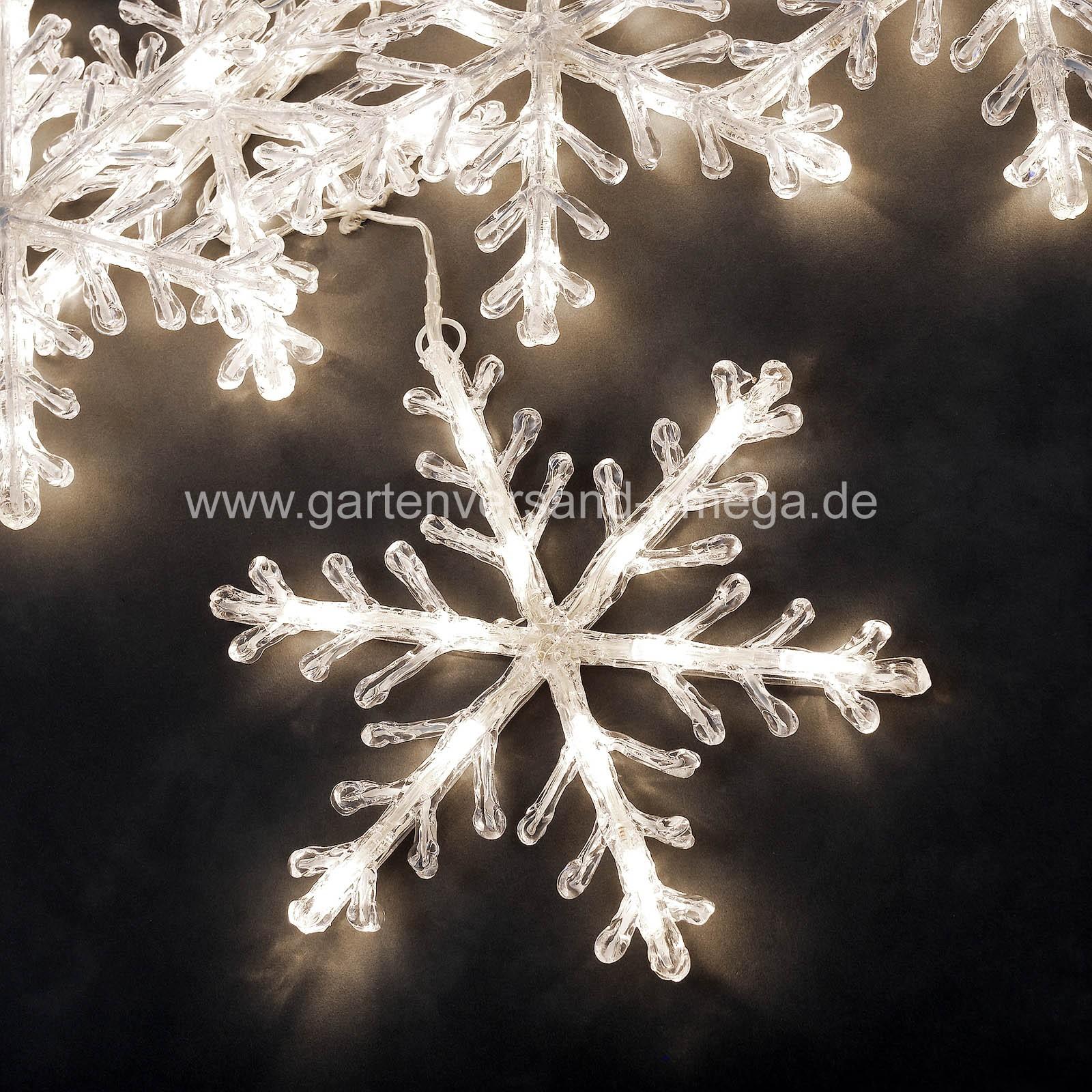 2604442-led-schneeflocken-lichterkettehd-large Fabelhafte Künstlicher Weihnachtsbaum Mit Led Dekorationen